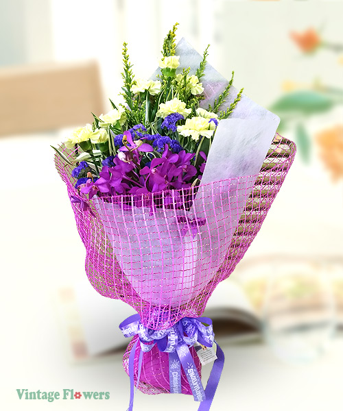 Vintage Flowers Floral Services, Yangon, Myanmar. HB 04